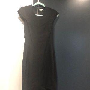 Helmut lang lil black dress
